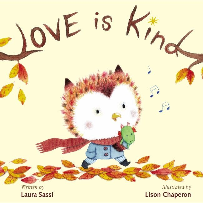 LAURA SASSI Love Is Kind