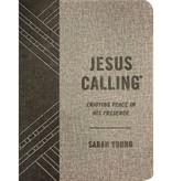 SARAH YOUNG Jesus Calling - Gray Masculine