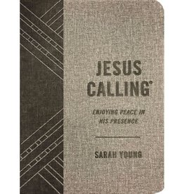SARAH YOUNG Jesus Calling - Gray Masculine