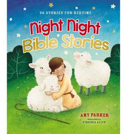 AMY PARKER Night Night Bible Stories