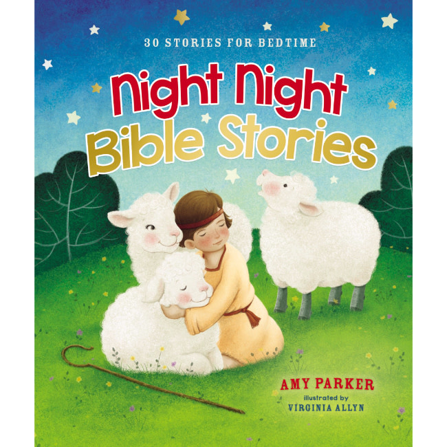AMY PARKER Night Night Bible Stories