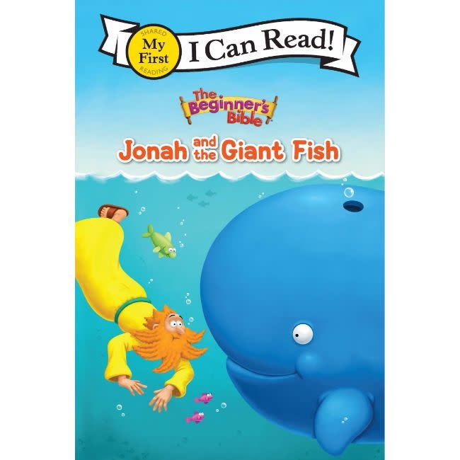 Beginner's Bible Jonah and the Giant Fish