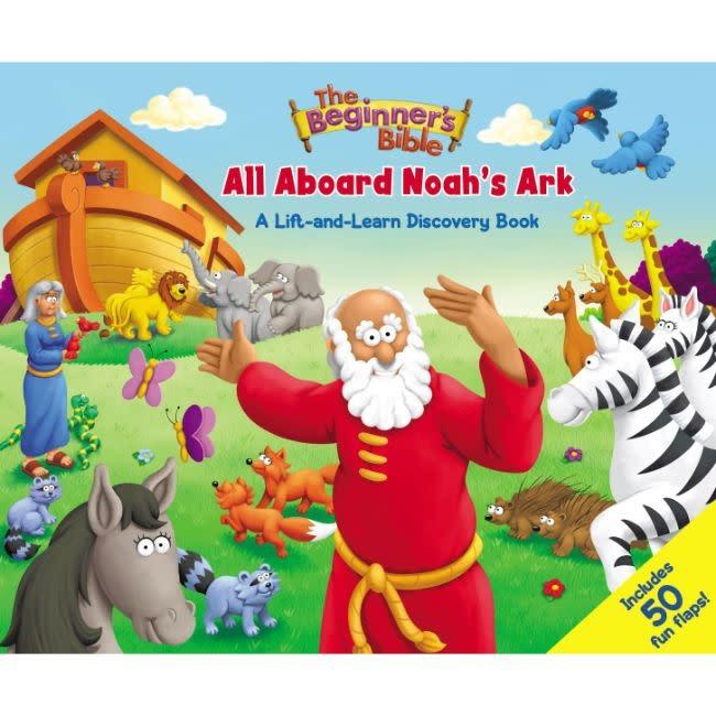 ZONDERVAN All Aboard Noah's Ark