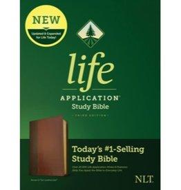 NLT Life Application Study Bible Third Ed.
