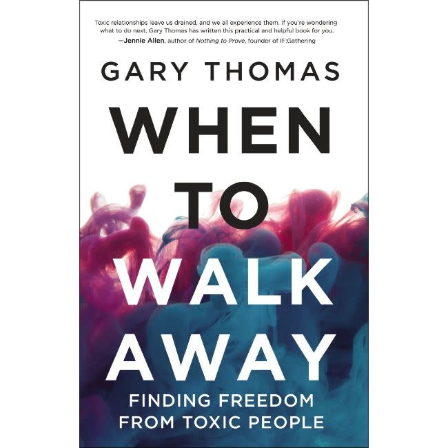 GARY THOMAS When to Walk Away