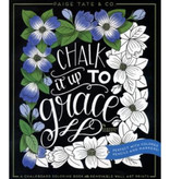 PAIGE TATE& CO. Chalk It Up To Grace Coloring Book