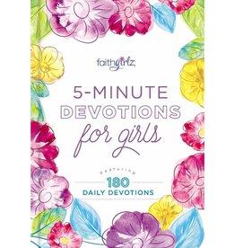 Faithgirlz 5-Minute Devotions for Girls