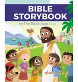 Journey to Jesus Bible Storybook