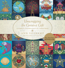 Ann Voskamp Unwrapping The Greatest Gift: A Family Celebration Of Christmas