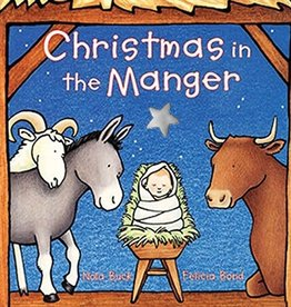 NOLA BUCK Christmas In The Manger