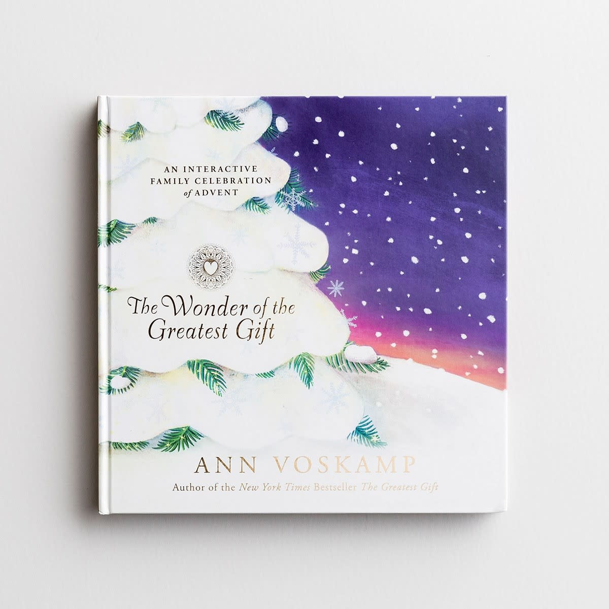 ANN VOSKAMP The Wonder of the Greatest Gift