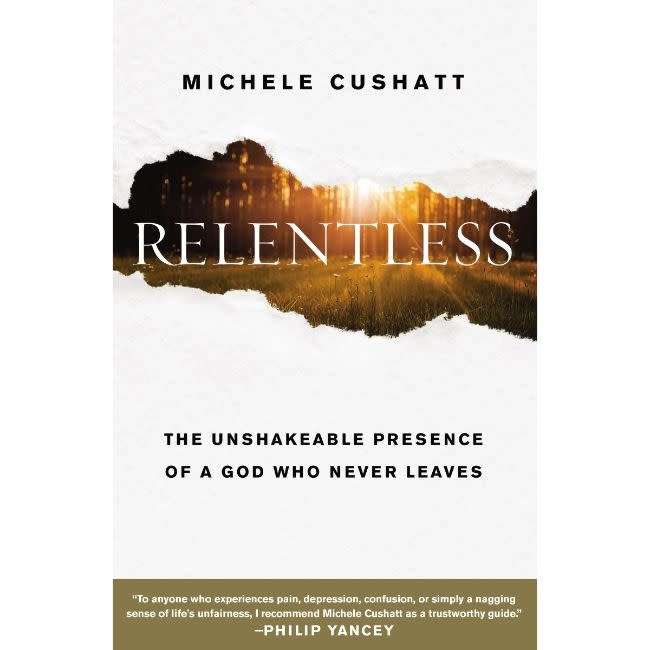 MICHELE CUSHATT Relentless
