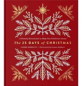 JAMES MERRITT The 25 Days Of Christmas