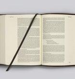 ESV Single Column Journaling Bible TruTone, Teal, Resplendent Cross Design