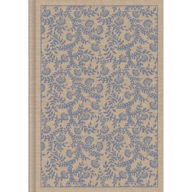 ESV Single Column Journaling Bible®, Large Print - Cloth over Board, Flowers