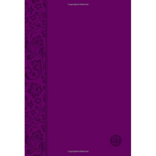 The Passion Translation New Testament (Purple): 2nd edition With Psalms, Proverbs and Song of Songs