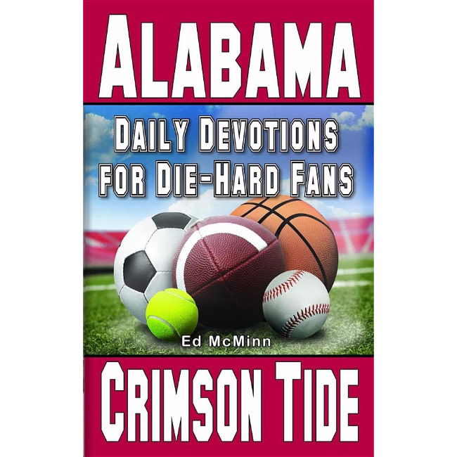 Ed Mcminn Alabama Crimson Tide Devotions