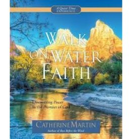 CATHERINE MARTIN Walk On Water Faith