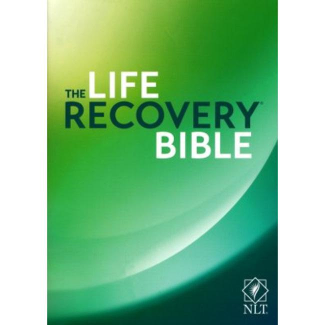 The NLT Life Recovery Bible - Hardback