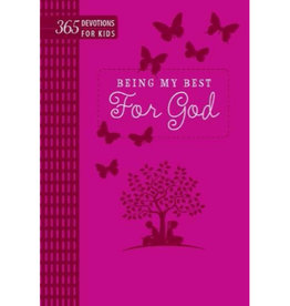 KENT GARBORG Being My Best for God - Pink