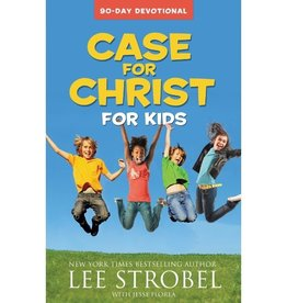 LEE STROBEL Case For Christ For Kids 90-Day Devotional