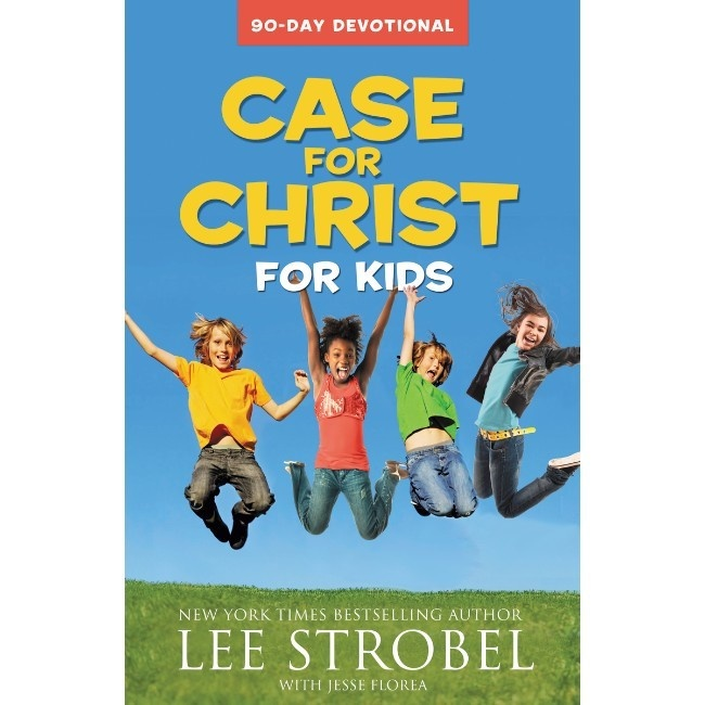 Lee Strobel Case For Christ For Kids 90-Day Devotional