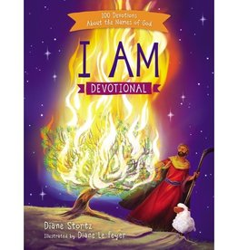 DIANE STORTZ I Am Devotional