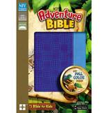 NIV Adventure Bible - Electric Blue/Ocean Blue
