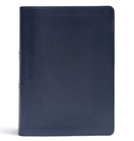 She Reads Truth Bible Navy Leathertouch Indexed