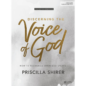 PRISCILLA SHIRER Discerning the Voice of God Study Guide