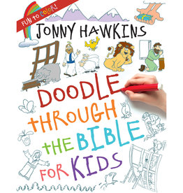 Jonny Hawkins Doodle Through The Bible For Kids