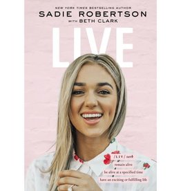 Sadie Robertson Live