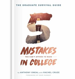 RACHEL CRUZE The Graduate Survival Guide: 5 Mistakes You Can't Afford to Make in College