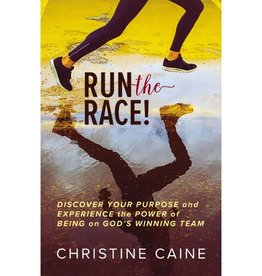 CHRISTINE CAINE Run the Race!
