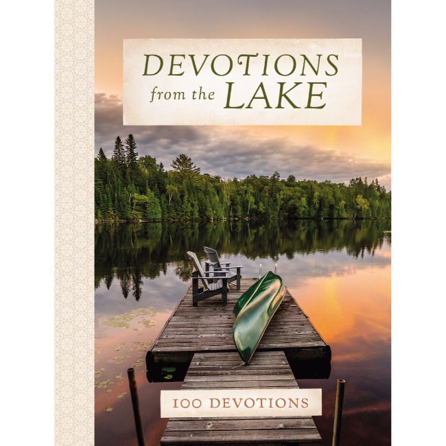 BETSY PAINTER Devotions From The Lake
