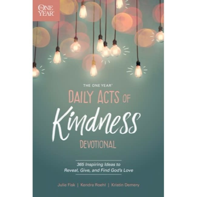The One Year Daily Acts of Kindness Devotional