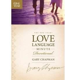 GARY CHAPMAN The One Year Love Language Minute Devotional