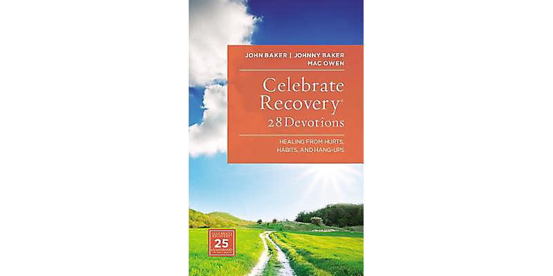 JOHN BAKER Celebrate Recovery 28 Devotions