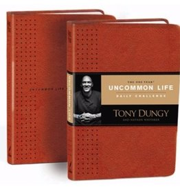 TONY DUNGY One Year Uncommon Life Daily Challenge