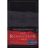 The Resolution For Men Leather Edition