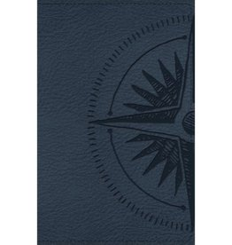CSB Heart of God Teen Study Bible - Navy