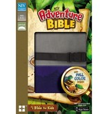 NIV Adventure Bible - Gray/Blue