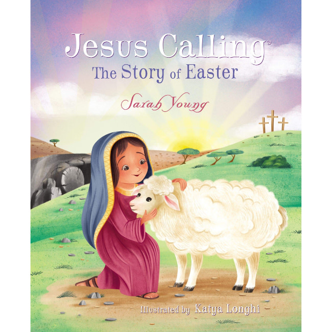 SARAH YOUNG Jesus Calling: The Story of Easter Board Book