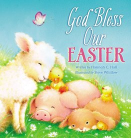 HANNAH C. HALL God Bless Our Easter