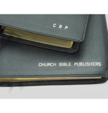 Add Imprinted Name to Bible