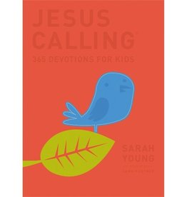 SARAH YOUNG Jesus Calling 365 Devotions For Kids - Leather Edition