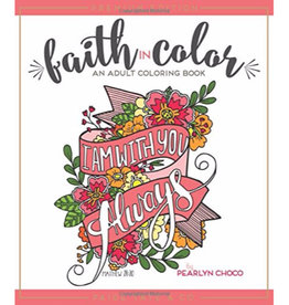 PEARLYN CHOCO Faith In Color, I Am With You Always
