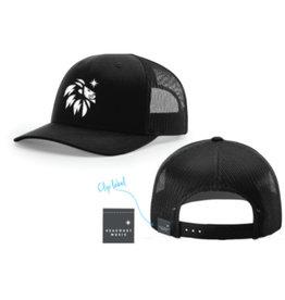 Seacoast Music Black Trucker Hat