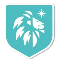 SEACOAST MUSIC Teal Shield Sticker