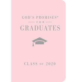 God's Promises For Graduates 2020 - Pink